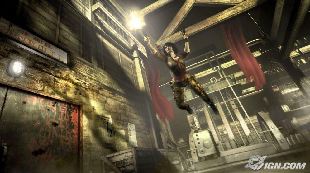 Screenshot ze hry WET - Recenze-her.cz