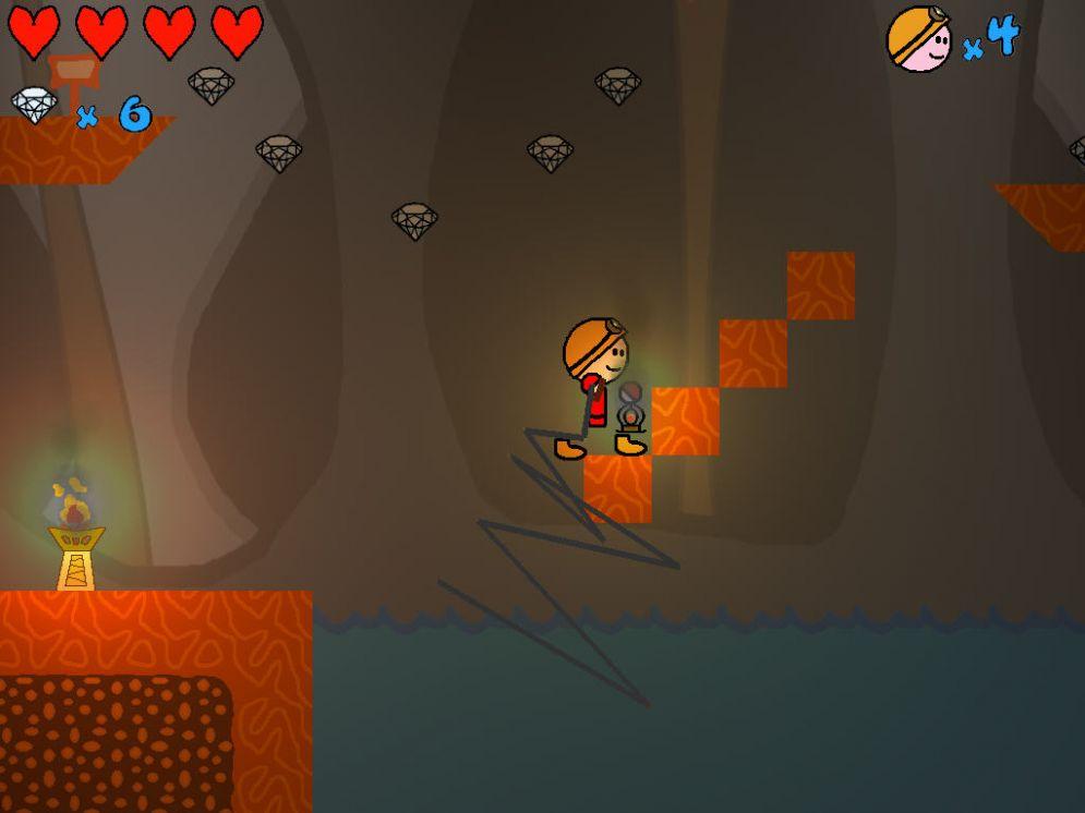 Screenshot ze hry Whiplash - Recenze-her.cz