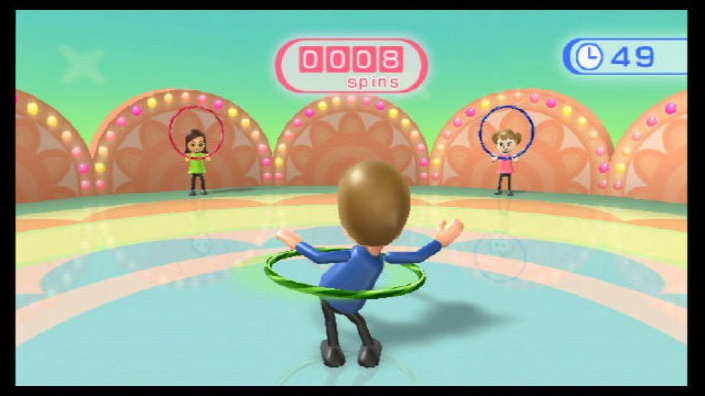 Screenshot ze hry Wii Fit - Recenze-her.cz