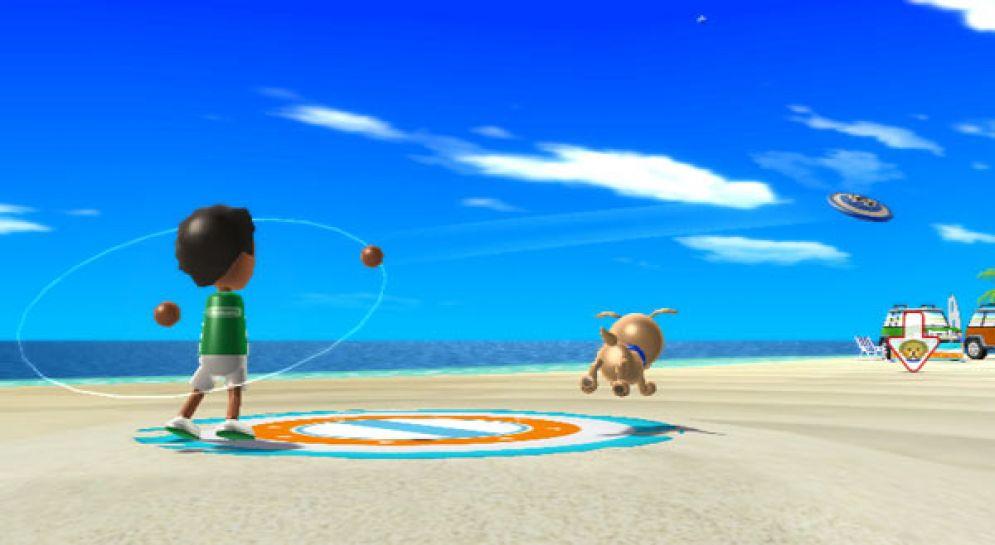 Screenshot ze hry Wii Sports Resort - Recenze-her.cz