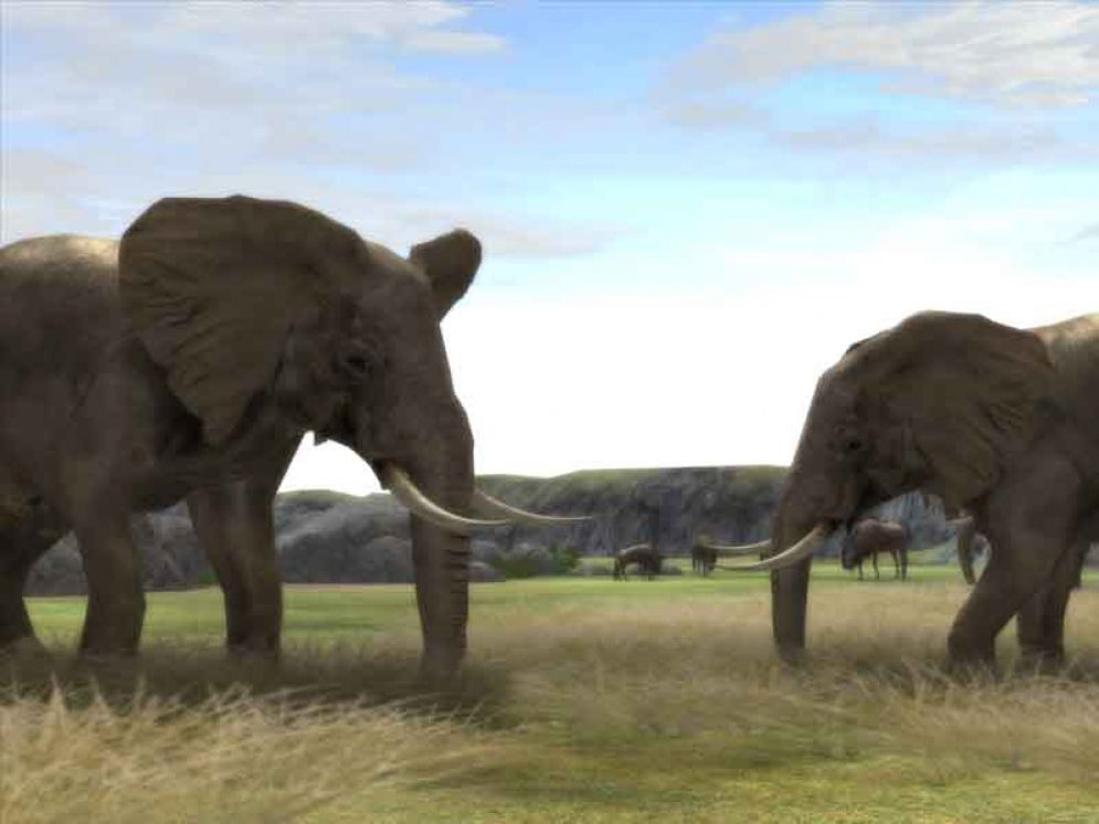 Screenshot ze hry Wild Earth - Recenze-her.cz