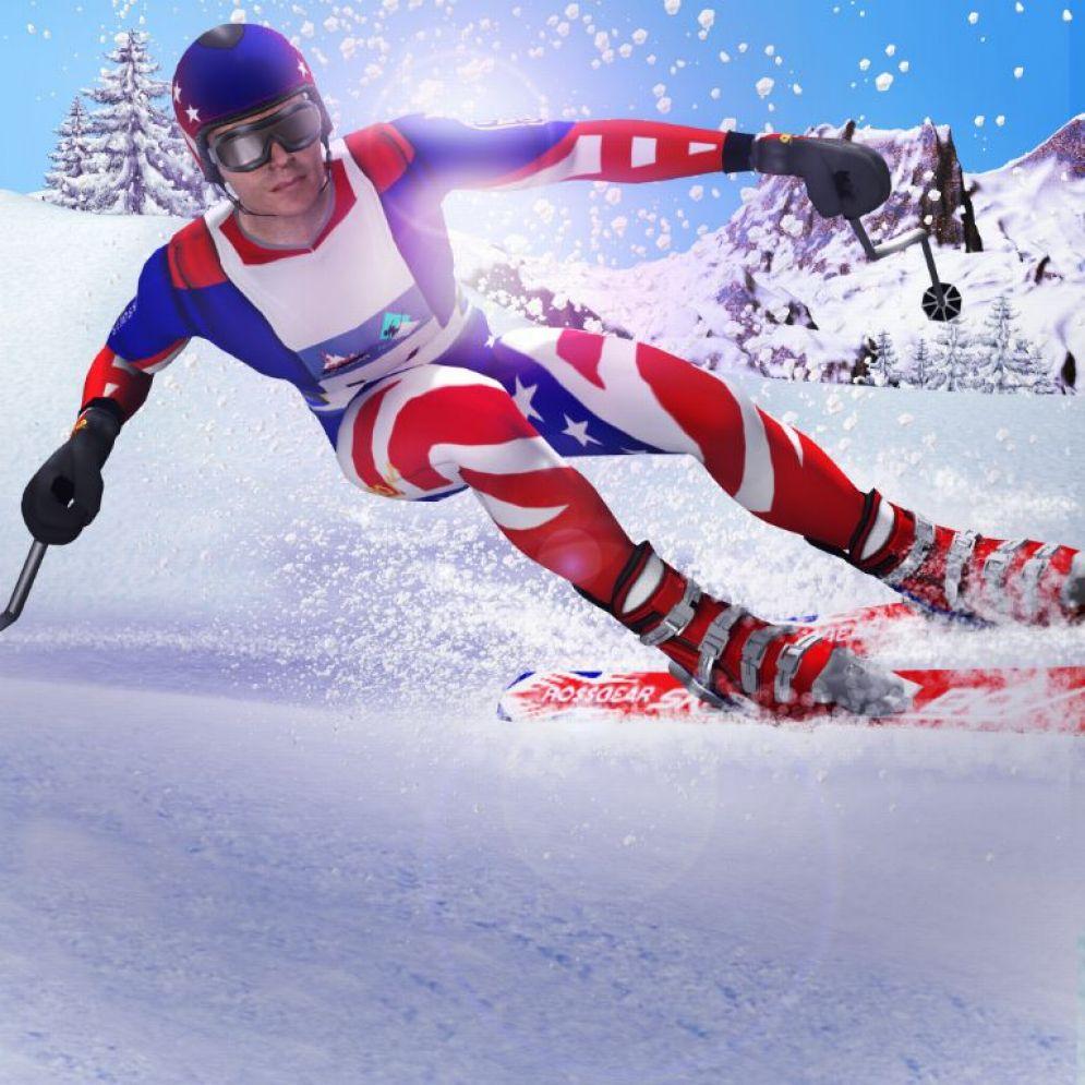 Screenshot ze hry Winter Sports - Recenze-her.cz