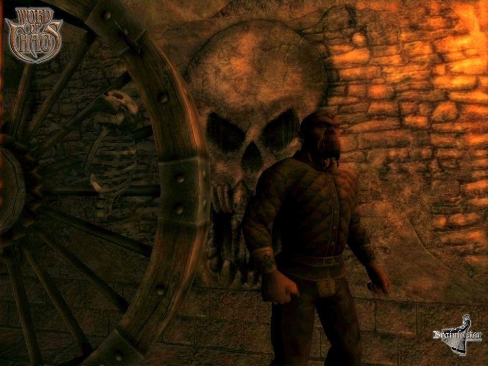 Screenshot ze hry WORD OF CHAOS - Recenze-her.cz