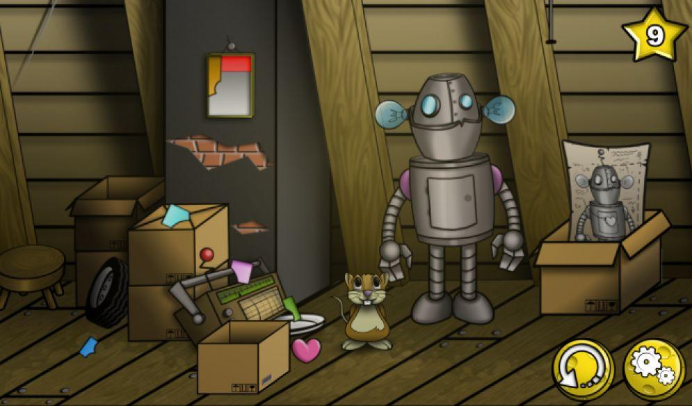 Screenshot ze hry World of Cheese - Recenze-her.cz