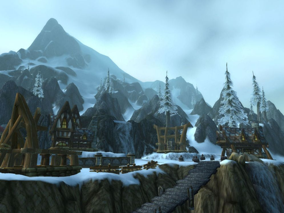 Screenshot ze hry World of Warcraft: Wrath of the Lich King - Recenze-her.cz