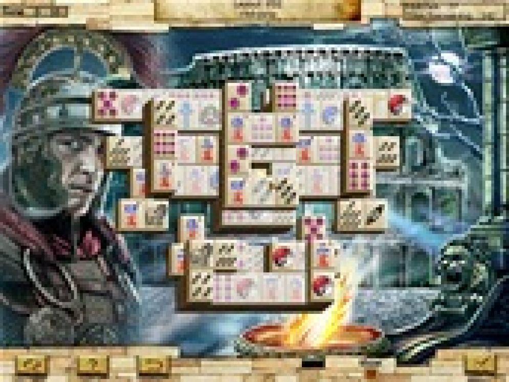 Screenshot ze hry World´s Greatest Places Mahjong - Recenze-her.cz