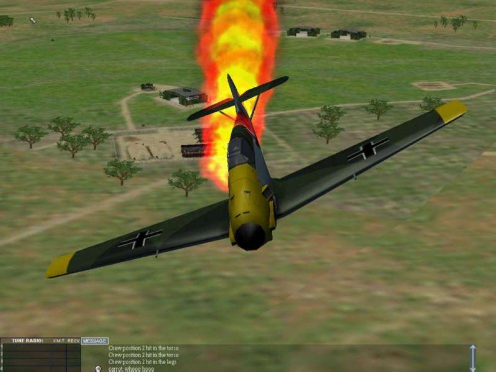 Screenshoty ze hry World War II Online: Battleground Europe