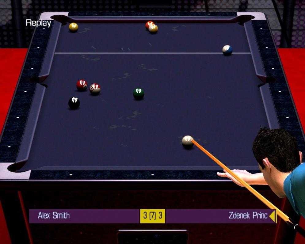 Screenshot ze hry WSC Real 09 - Recenze-her.cz
