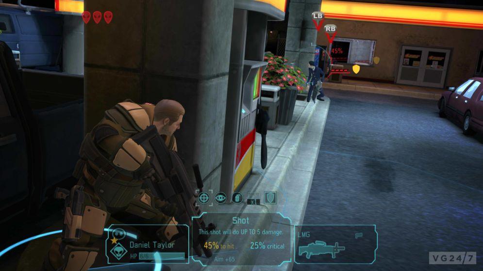 Screenshot ze hry XCOM: Enemy Unknown - Recenze-her.cz