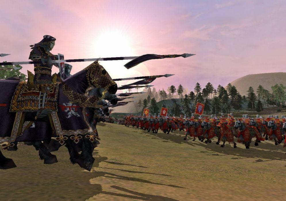 Screenshot ze hry XIII Century: Death or Glory - Recenze-her.cz