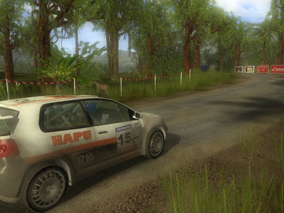 Screenshot ze hry Xpand Rally Xtreme - Recenze-her.cz