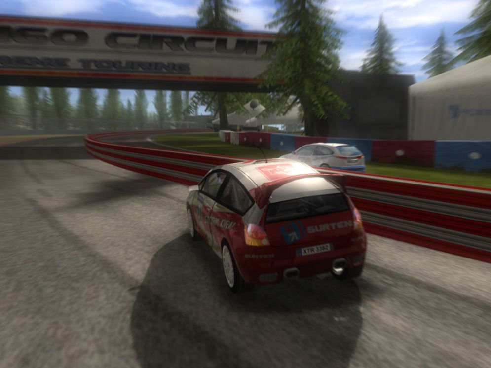 Screenshot ze hry Xpand Rally Xtreme - Recenze-her.cz
