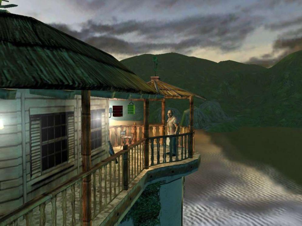 Screenshot ze hry Yager - Recenze-her.cz