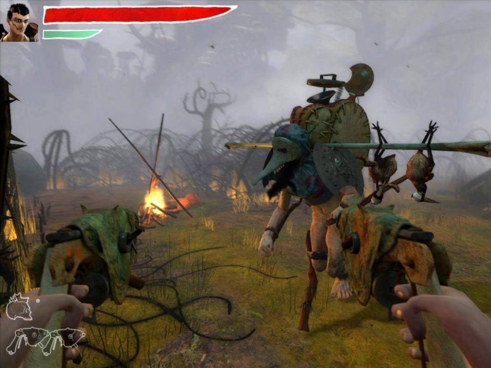 Screenshot ze hry Zeno Clash 2 - Recenze-her.cz